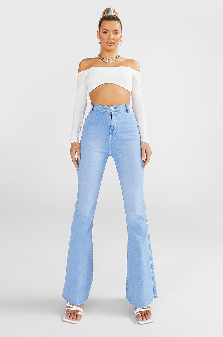 Denim Fit - Flare Jeans
