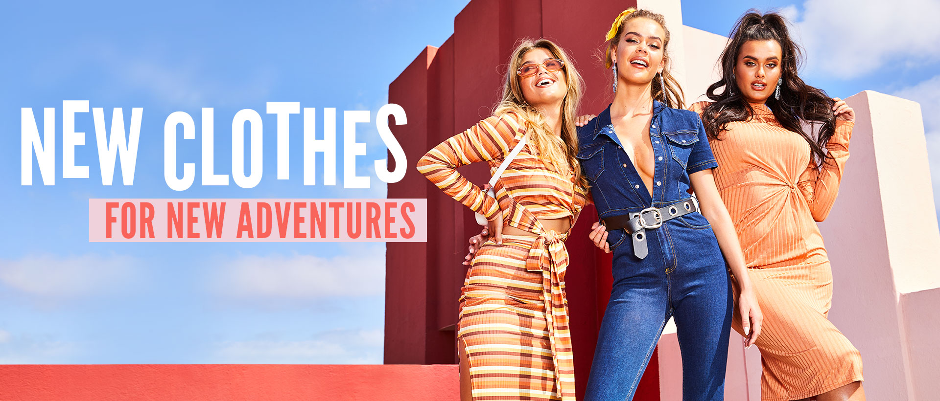 fe33d8c6505e Clothes | Women's & Men's Clothing & Fashion | Online Shopping – boohoo
